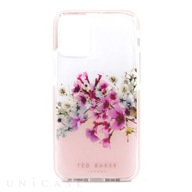【iPhone12/12 Pro ケース】Anti-Shock Case (Jasmine Clear)