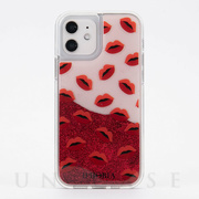 【iPhone12/12 Pro ケース】Liquid Case (Perfume Nude Lips)