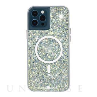 【iPhone12/12 Pro ケース】MagSafe対応・抗菌・耐衝撃ケース Twinkle (Stardust)