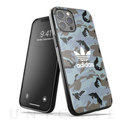 【iPhone12 Pro Max ケース】Snap Case Camo AOP (Hazy emeralds/blue oxides)