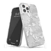 【iPhone12 Pro Max ケース】Snap Case Camo AOP (clear/white)