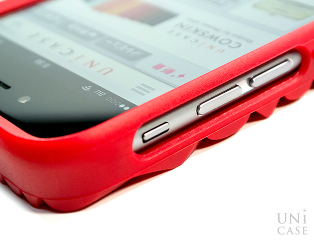 【iPhone6s/6 ケース】NIKE AIR FORCE 1 PHONE CASE REDのサウンドスイッチ