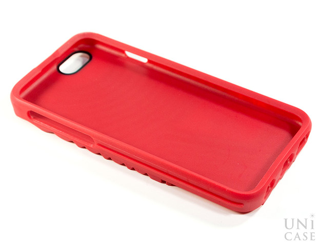 【iPhone6s/6 ケース】NIKE AIR FORCE 1 PHONE CASE (RED)の中面