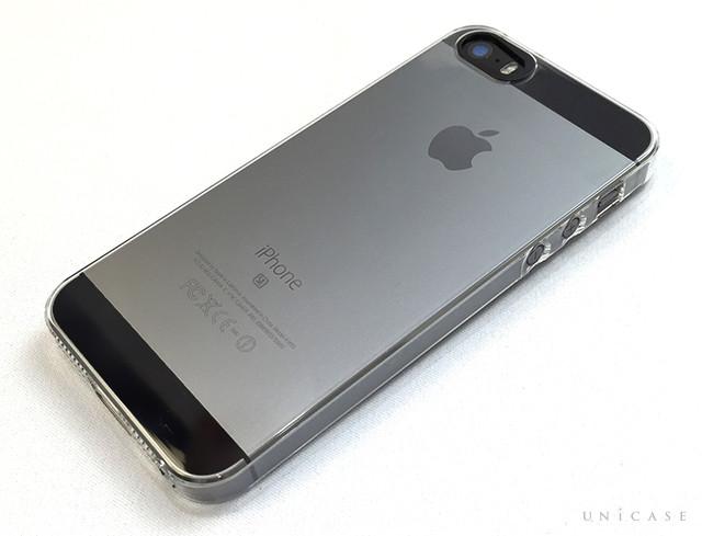 d9954cb89c iPhoneSE の外観を損なわず付けている感覚がほとんどしないシンプルなケースです。表面にはキズがつきにくく、軽度のキズには復元作用が働くセルフリペアコートを採用。