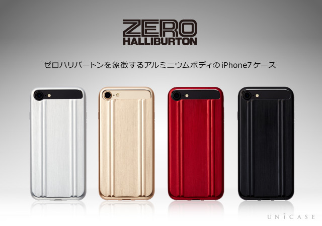 ZERO HALLIBURTON for iPhone7