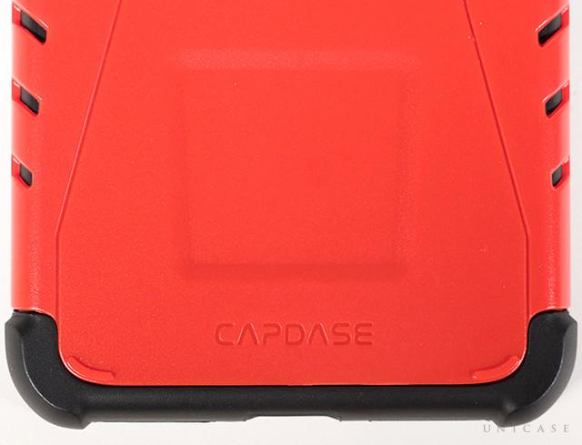 ccc7c02d41 4隅にはインナーケースのバンパー構造で耐衝撃性能を高めています。側面の握り部分は、シンプルな構造をしています。