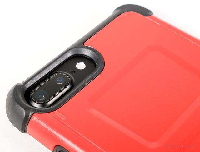 e1afcdc4af カメラはケース部分がしっかりとレンズをガードしています。ケースを付けたままの撮影でも影響はありません。