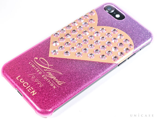 L'AMOUR ANGELS Case iphone装着