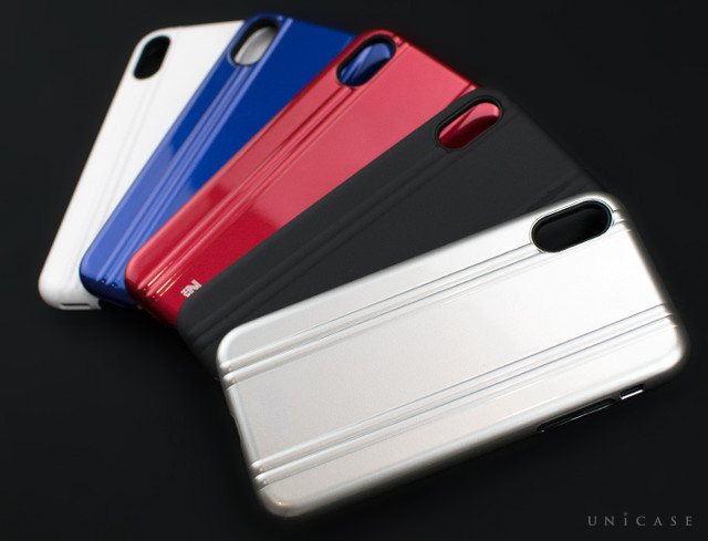 【iPhoneX ケース】ZERO HALLIBURTON Hybrid Shockproof case for iPhone Xのレビュー
