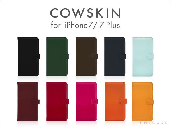 COWSKIN Diary for iPhone7,7Plus