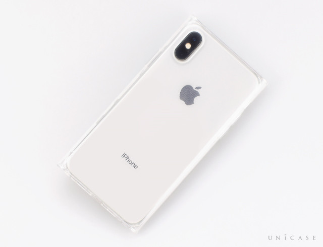 【iPhoneXS/X ケース】Maelys Collections for iPhoneXS/X (Clear)装着レビュー 全体