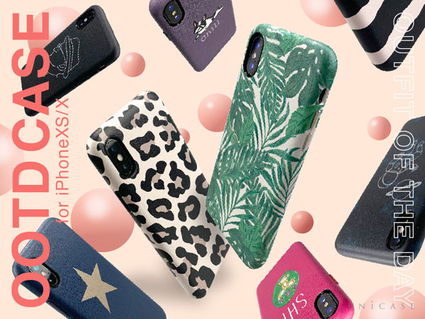 【iPhoneXS/Xケース】OOTD CASE for iPhoneXS/X
