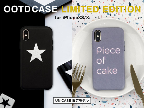 【iPhoneXS/Xケース】OOTD CASE Limited Edition for iPhoneXS/X