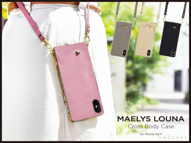 Cross Body Case for iPhoneXS/X