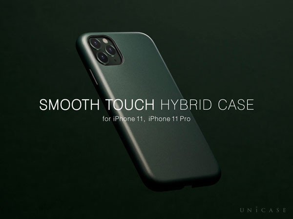 Smooth Touch Hybrid Case for iPhone11/XR, iPhone11 Pro
