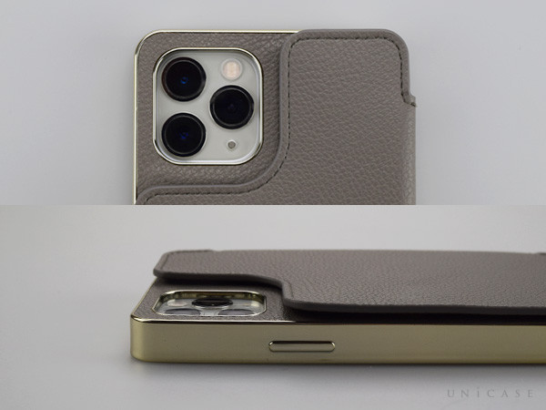 【iPhone11 Pro ケース】Cross Body Case for iPhone11 Pro (gray)装着レビュー カメラ