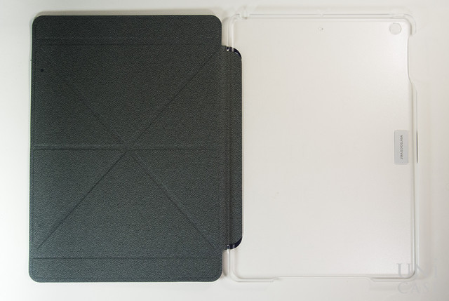 【iPad Air(第1世代) ケース】VersaCover (Denim Blue)の内側