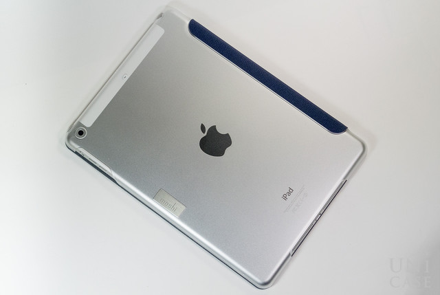 【iPad Air(第1世代) ケース】VersaCover (Denim Blue)の背面