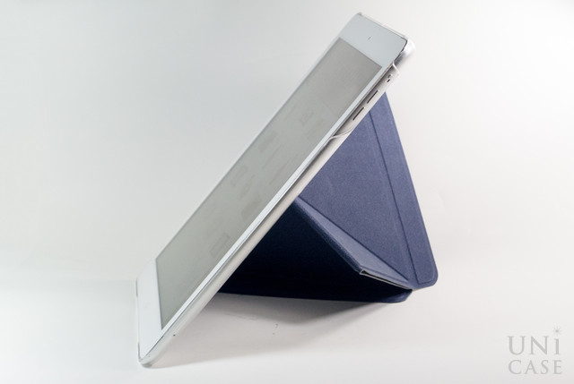 【iPad Air(第1世代) ケース】VersaCover (Denim Blue)の応用