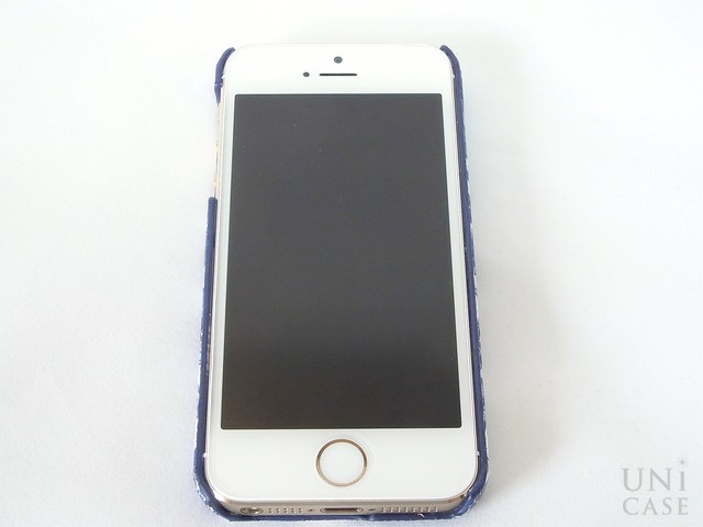 【iPhone5s/5 ケース】La Boutique フラワー iPhoneカバー for iPhone5s/5(BL)のかわいさ