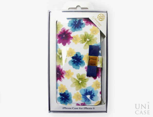 iPhone6 ケース La Boutique ガーデン iPhoneケース for iPhone6 (WH ... 75a6f3054986