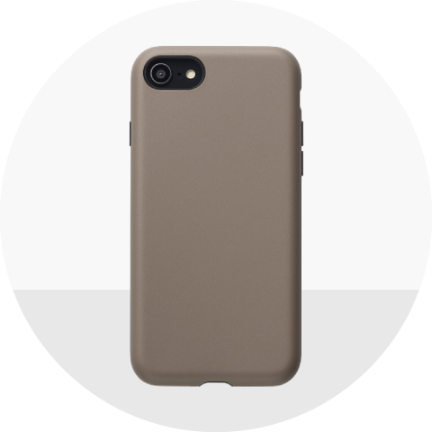 【iPhoneSE(第2世代)/8/7 ケース】Smooth Touch Hybrid Case for iPhoneSE(第2世代)