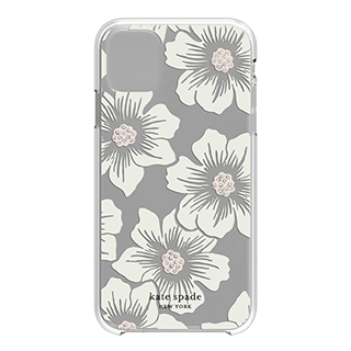 【iPhone11 ケース】Protective Hardshell -HOLLYHOCK CR/blush/CG/CL