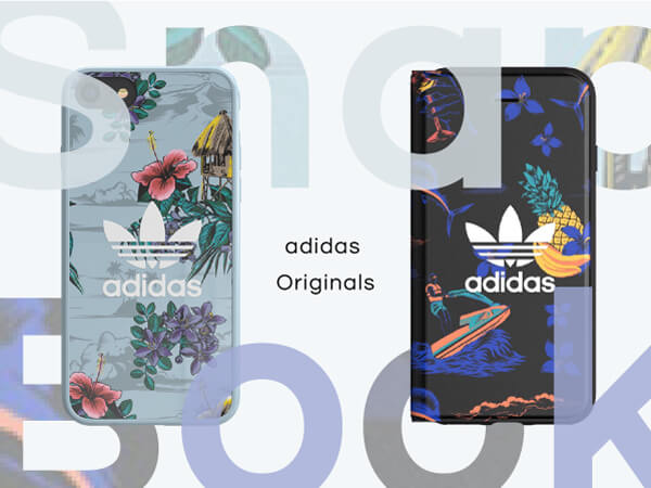 adidas Originals(アディダス オリジナルス) Booklet Case、Snap case