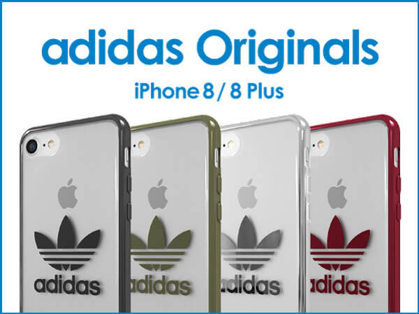 adidas Originals Clear Case