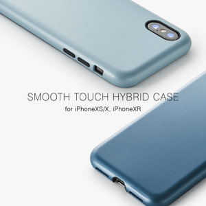 Smooth Touch Hybrid Case