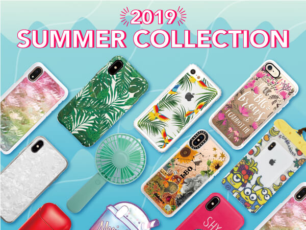 SUMMER COLLECTION 2019