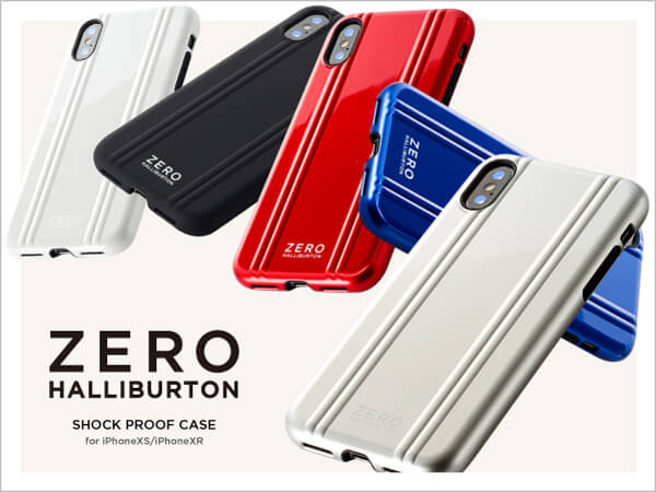 "b2e24c46f6 【Apple最新端末iPhoneXS/iPhoneXR対応】大人気コラボ""ZERO HALLIBURTON×UNiCASE ..."