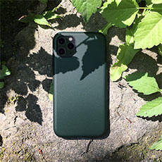 "【Apple最新端末iPhone11 / iPhone11 Pro 対応】UNiCASEオリジナルiPhoneケース""Smooth Touch Hybrid Case""!"
