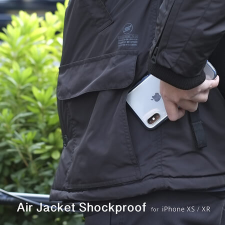 Air jacket Shockproof