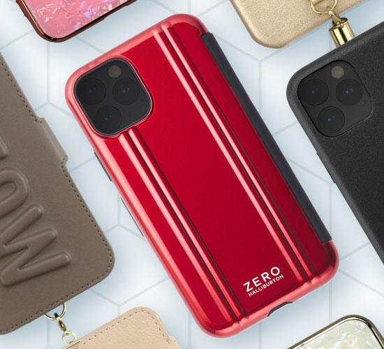 ZERO HALLIBURTON(ゼロハリバートン)iPhoneケース! UNiCASE 限定コラボアイテム