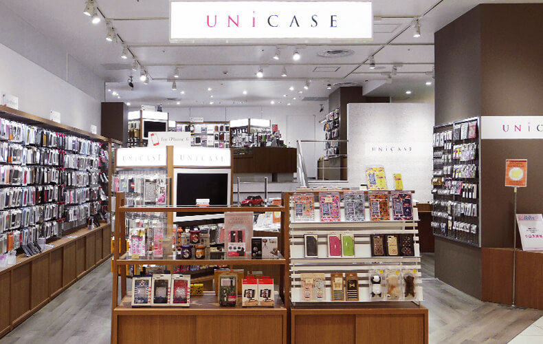 UNiCASE 名古屋パルコ