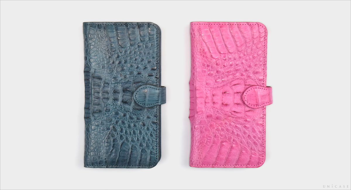 iPhone6s/6 ケース CAIMAN Diary