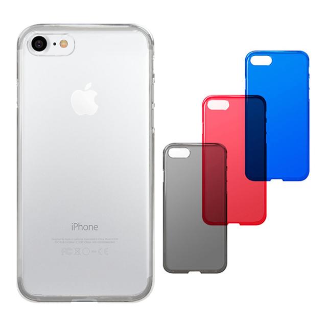 iPhone7/7 Plus ケース クリスタルスリムハードケース クリスタルクリア