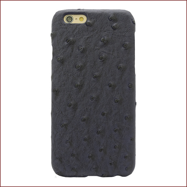 iPhone6s/6 ケース OSTRICH Diary Navy