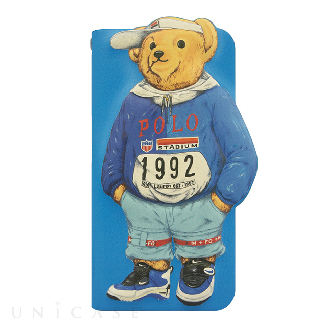 【iPhone6s/6 ケース 手帳型】INTERBREED Diary LO Bear for iPhone6s/6