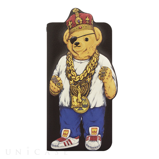 【iPhone6s/6 ケース 手帳型】INTERBREED Diary Slick Bear for iPhone6s/6