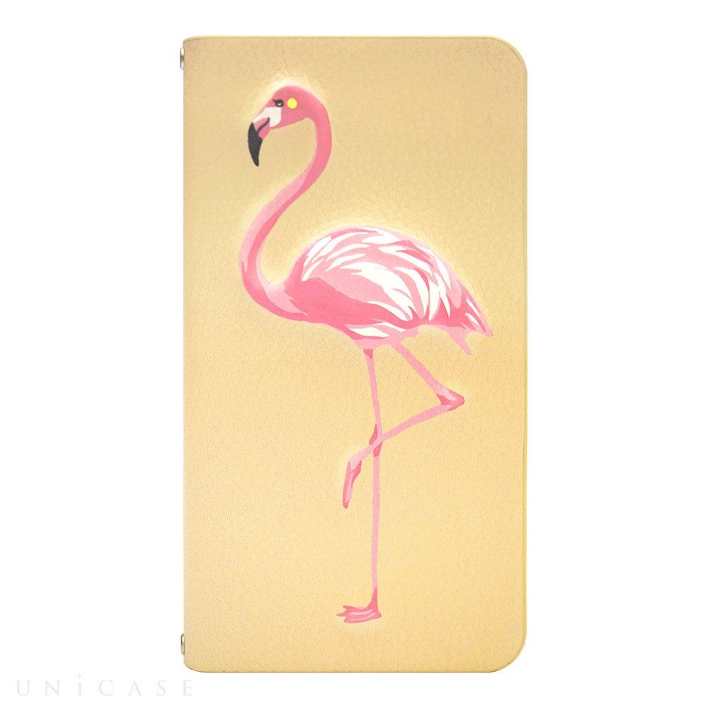 【iPhone6s/6 ケース】mag style Diary Flamingo for iPhone6s/6